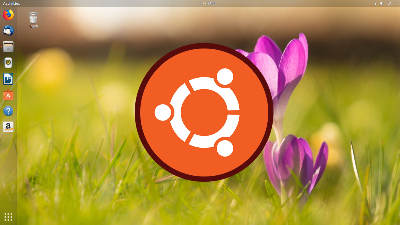 How To Change Background In Ubuntu 18.04 LTS (Bionic Beaver)