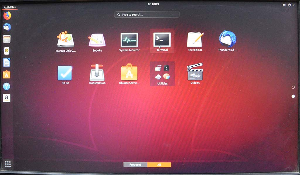 Ubuntu Applications