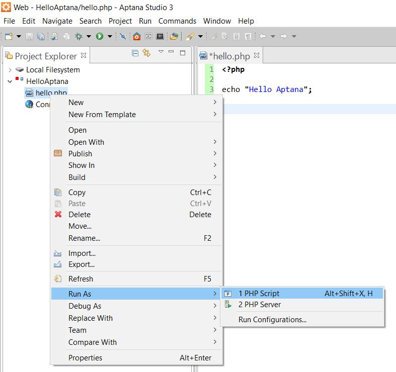 How To Install Aptana Studio On Windows | Tutorials24x7