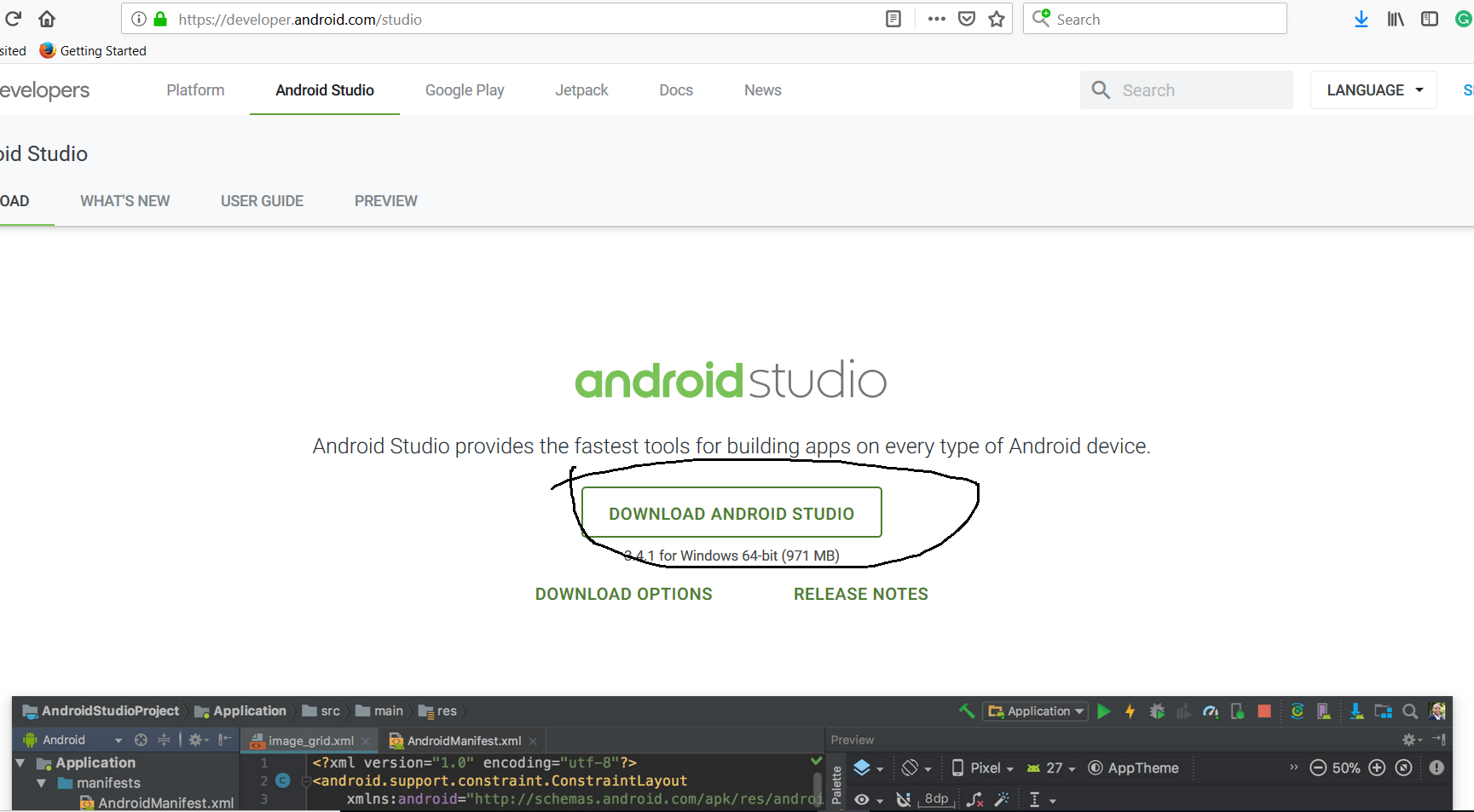 How To Install Android Studio On Windows | Tutorials24x7