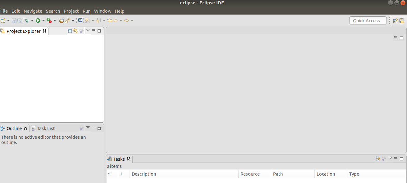 Eclipse Web Workspace