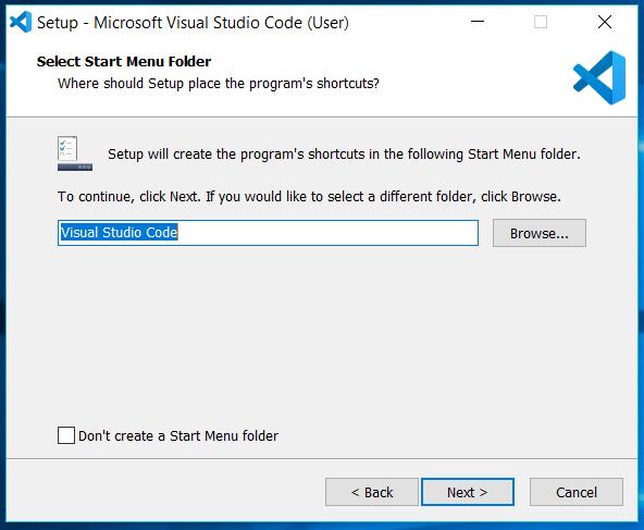 Configure Start Menu