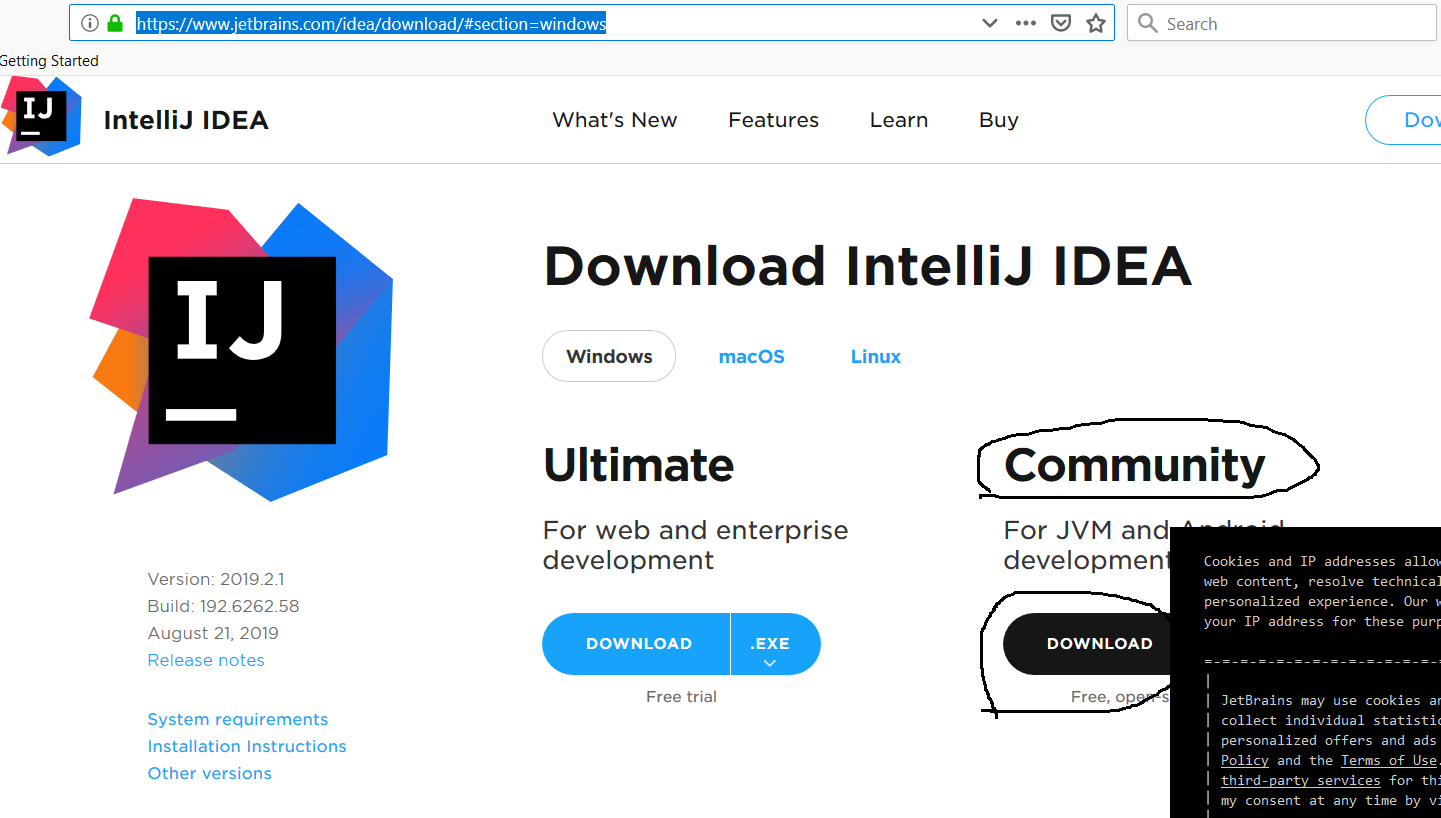 Download IntelliJ IDEA