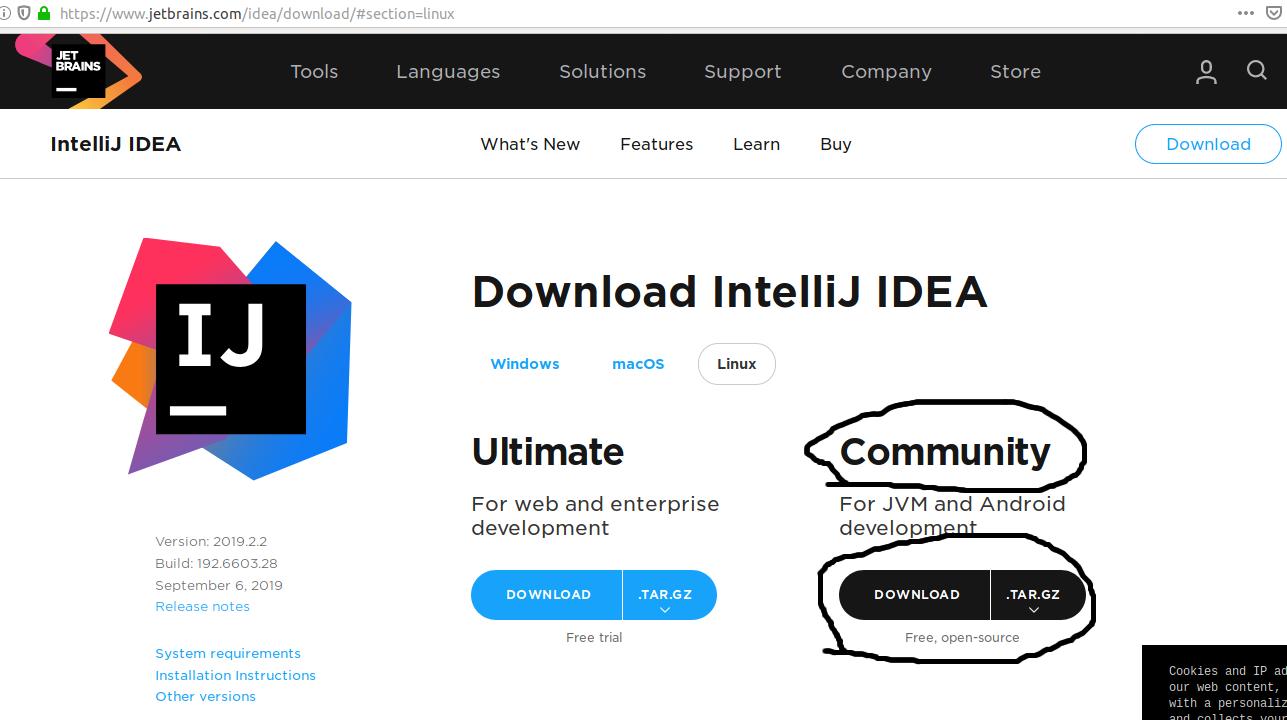 Intellij IDEA Download