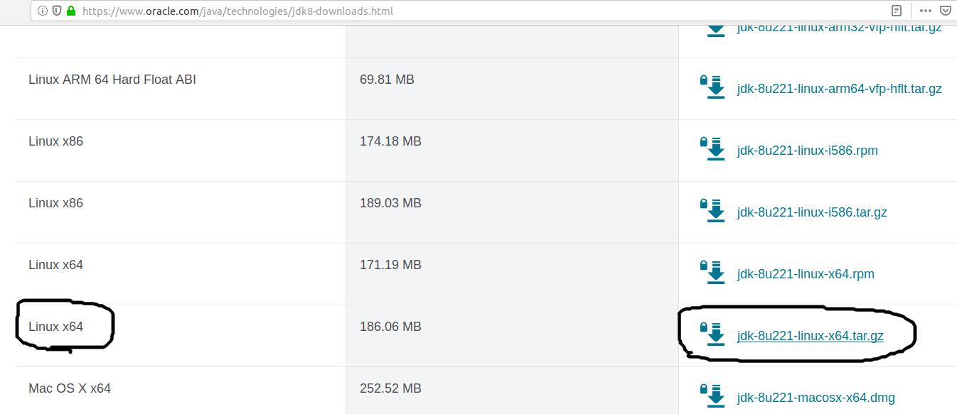 Oracle JDK Download