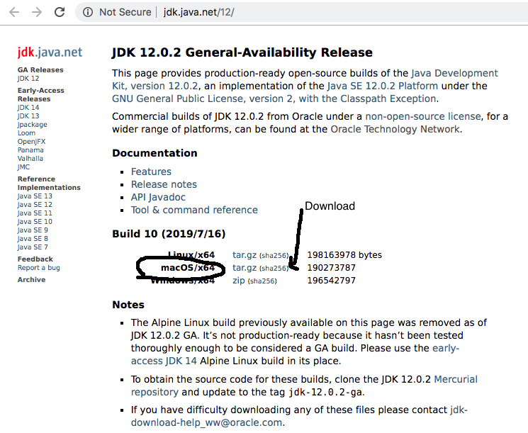 OpenJDK Download