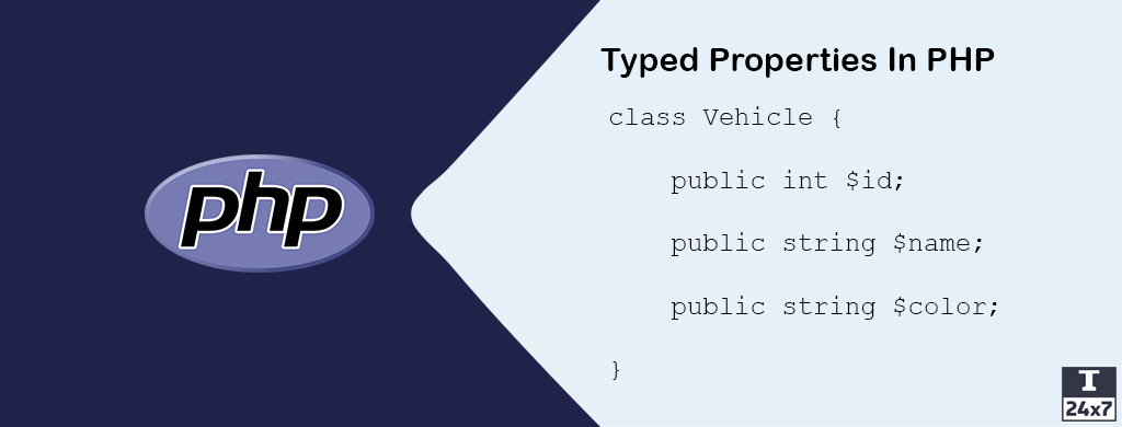 Typed Properties In PHP