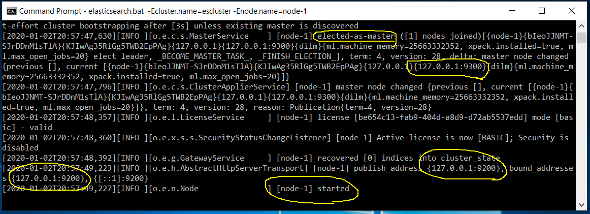 Elasticsearch Start - 2