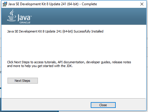 Java Installation - Complete