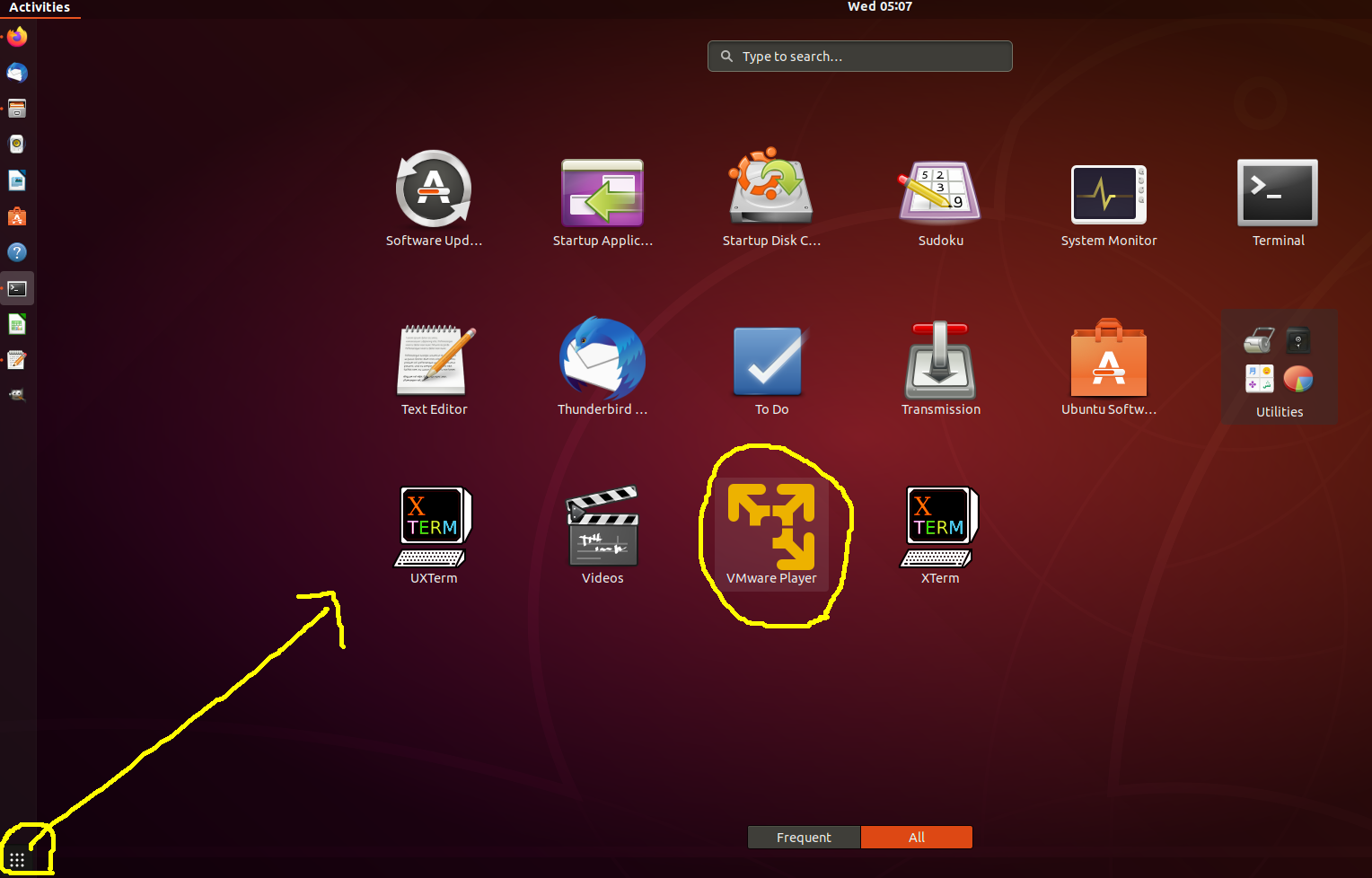 VMware - Ubuntu - Installed