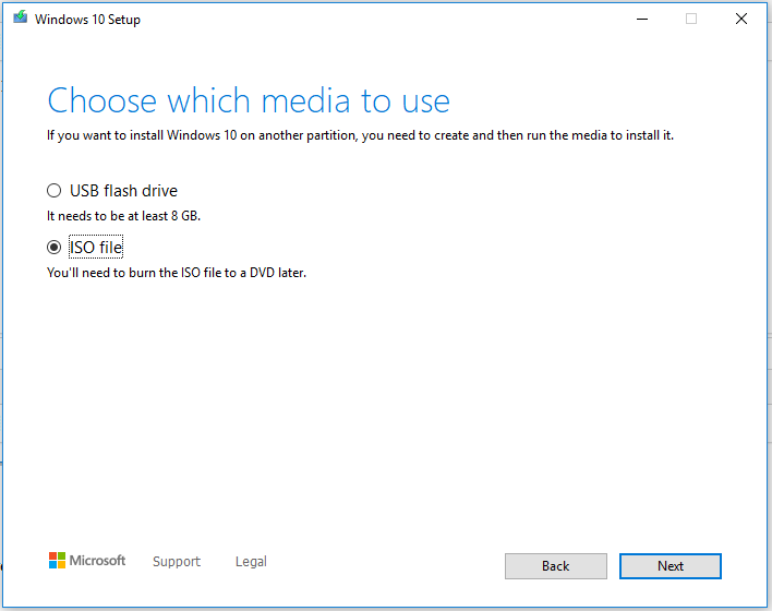 Windows 10 - ISO