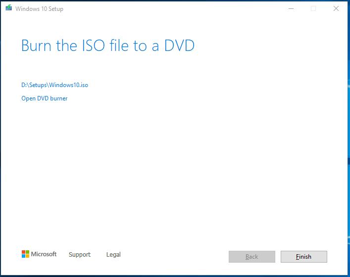 Windows 10 - ISO Complete