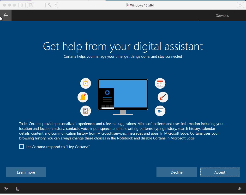 Windows - VMware Fusion - Assistance