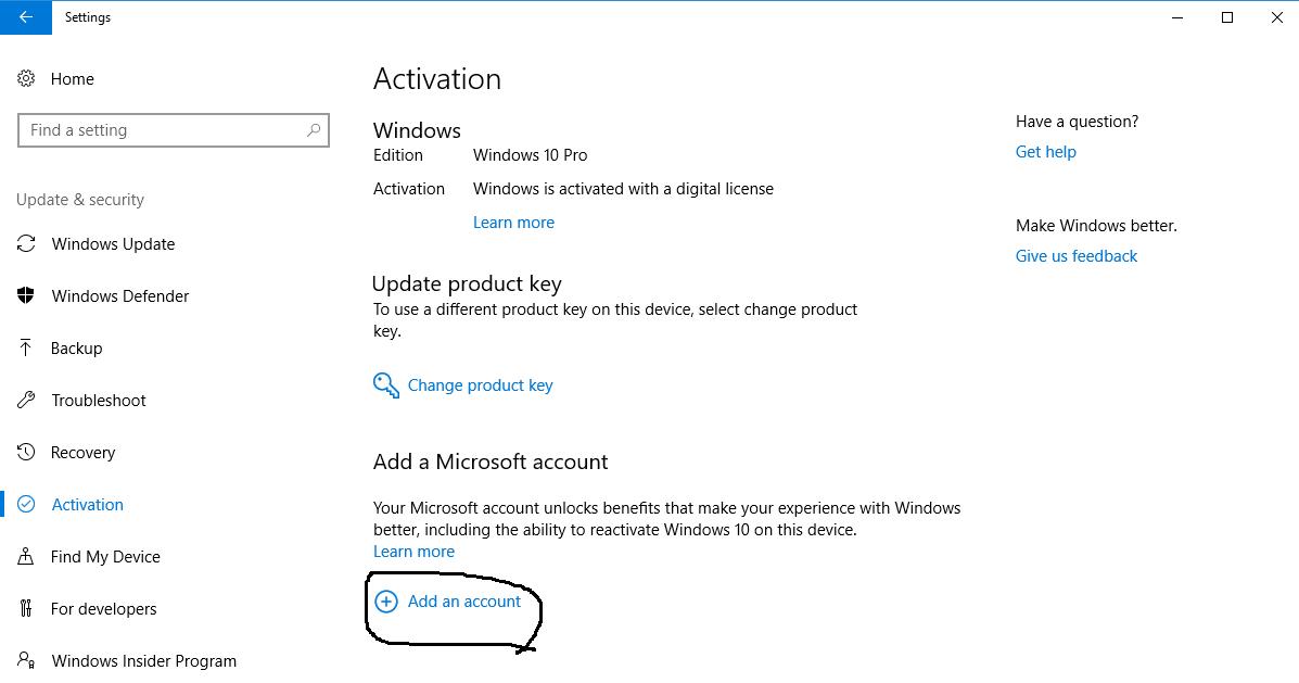 Activate Windows - Activation Status