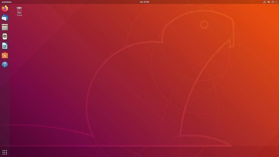 Ubuntu On VMware Fusion - Full Screen