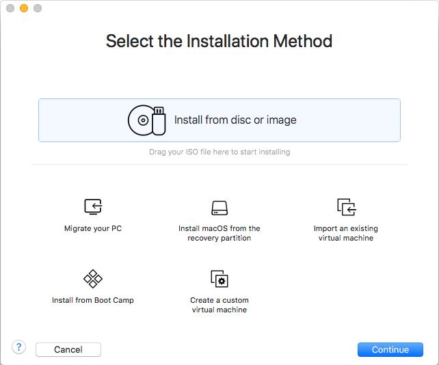 Ubuntu On VMware Fusion - Installation Method