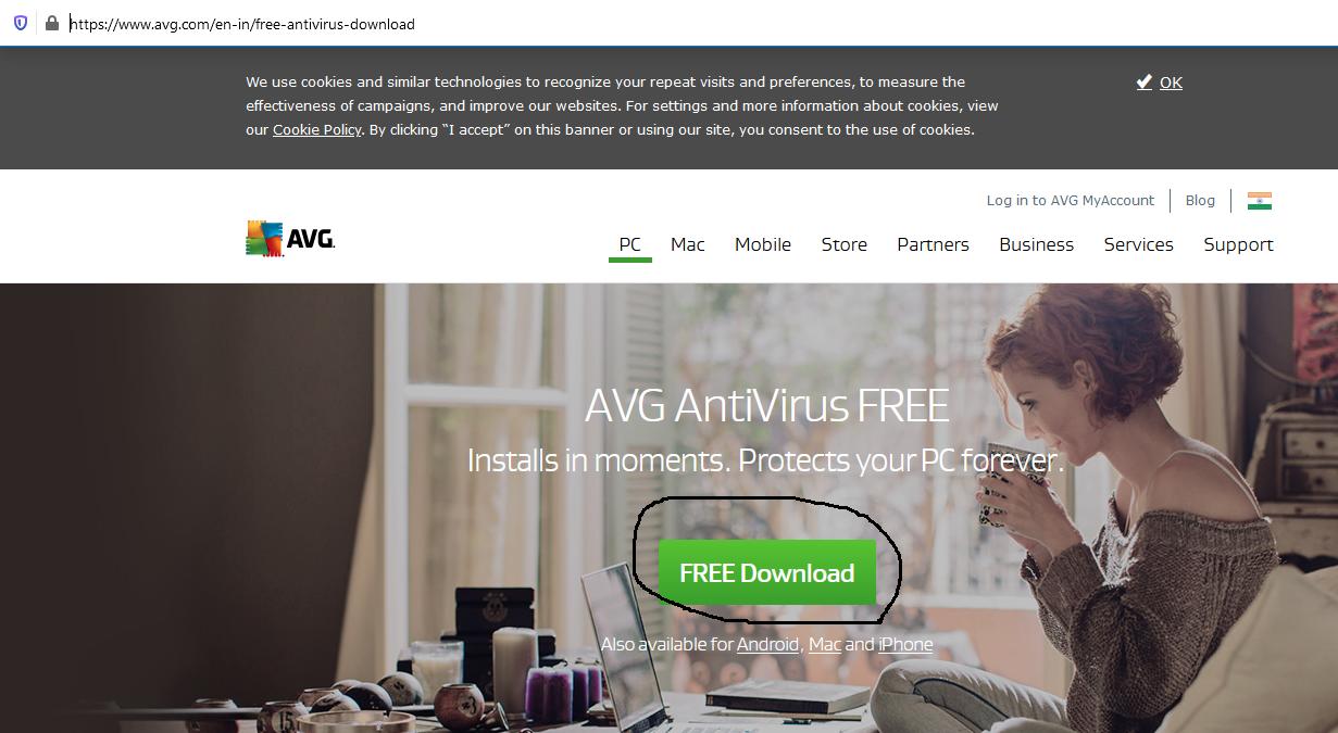 Download AVG