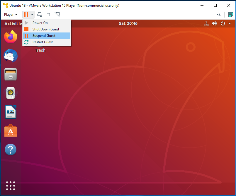 how to install ubuntu on windows using vmware workstation