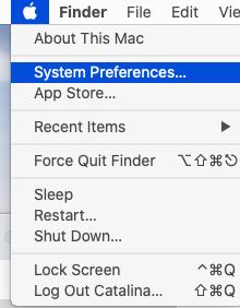 Java 8 - Mac - System Preferences