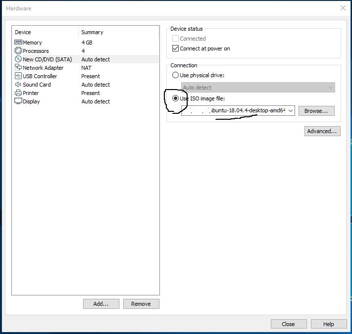 Ubuntu - VMware - VM ISO