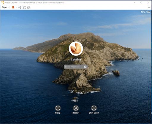 VMware Tools - Mac - Default