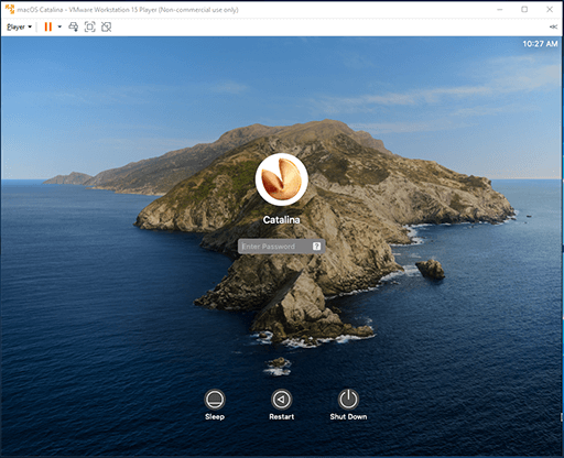 macOS - VMware - Complete