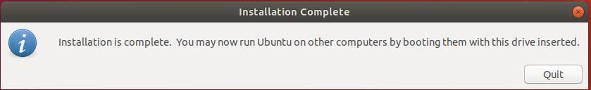 Bootable USB of Ubuntu - Startup Disk Creator - Complete
