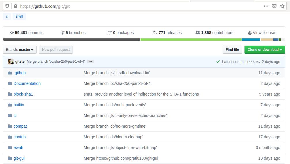 Install Git on Ubuntu 20.04 LTS - Home