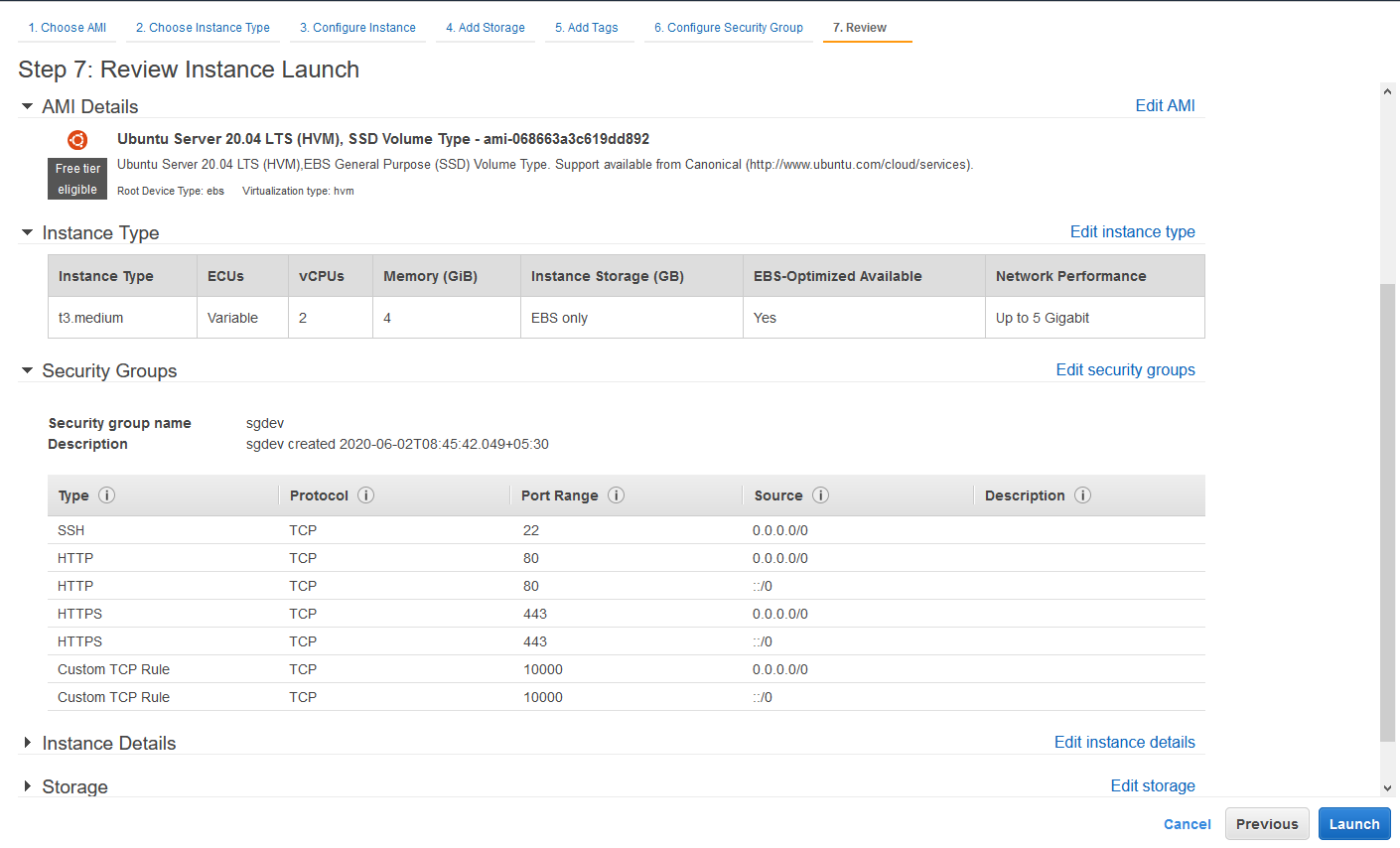 Ubuntu 20.04 LTS On AWS EC2 - Review