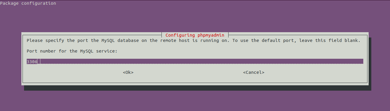 Install phpMyAdmin On Ubuntu 20.04 LTS - Port
