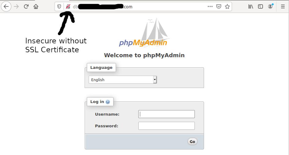 Install phpMyAdmin On Ubuntu 20.04 LTS - Home