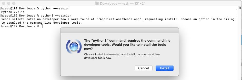 Install Python 3.9 On Mac - Version Checks