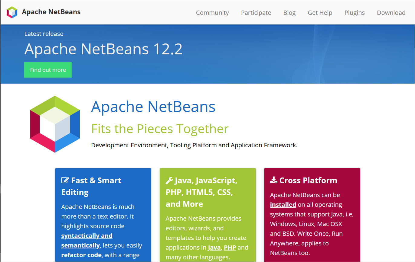 Install NetBeans 12 On Windows 10 - IDE Features