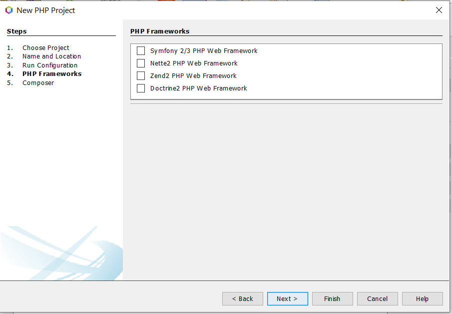 Install NetBeans 12 for PHP On Windows 10 - Frameworks
