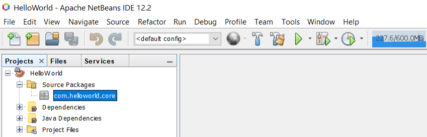 Install NetBeans 12 for Java On Windows 10 - Java Project