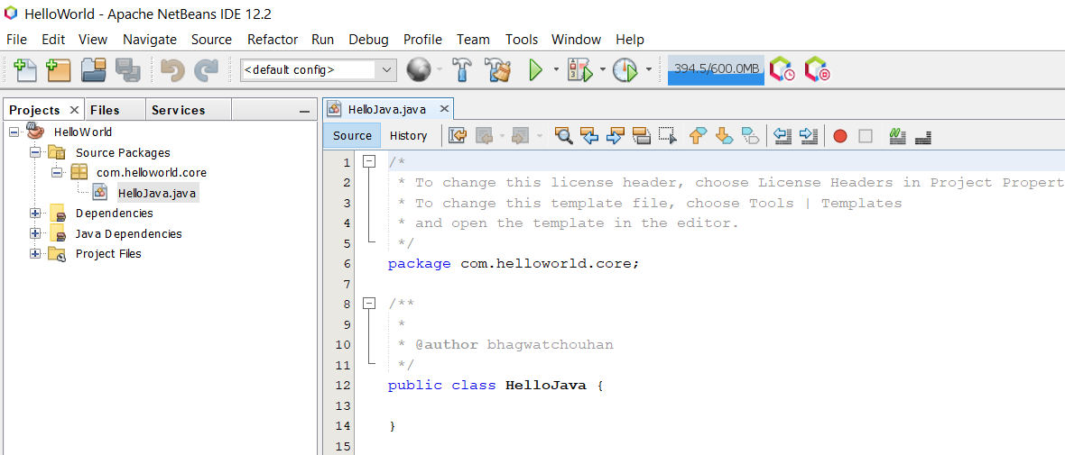 Install NetBeans 12 for Java On Windows 10 - Java Program