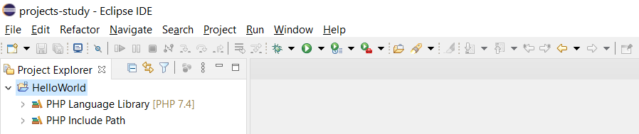 Remote Debug PHP on Windows using Eclipse - Project